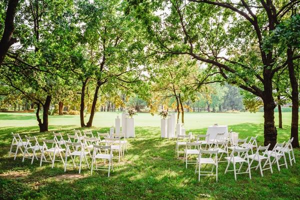 Wedding renewal of vows ceremony